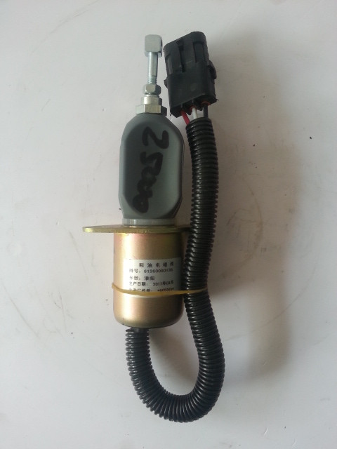 Соленоидный клапан топливного  насоса 61260080136