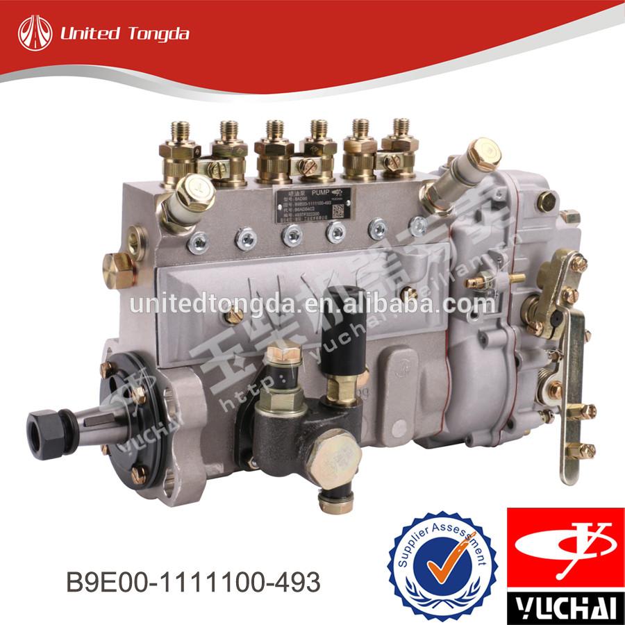 Аппаратура топливная (топливный насос высокого давления) 340-1111100С-005) 6p110  YUCHAI