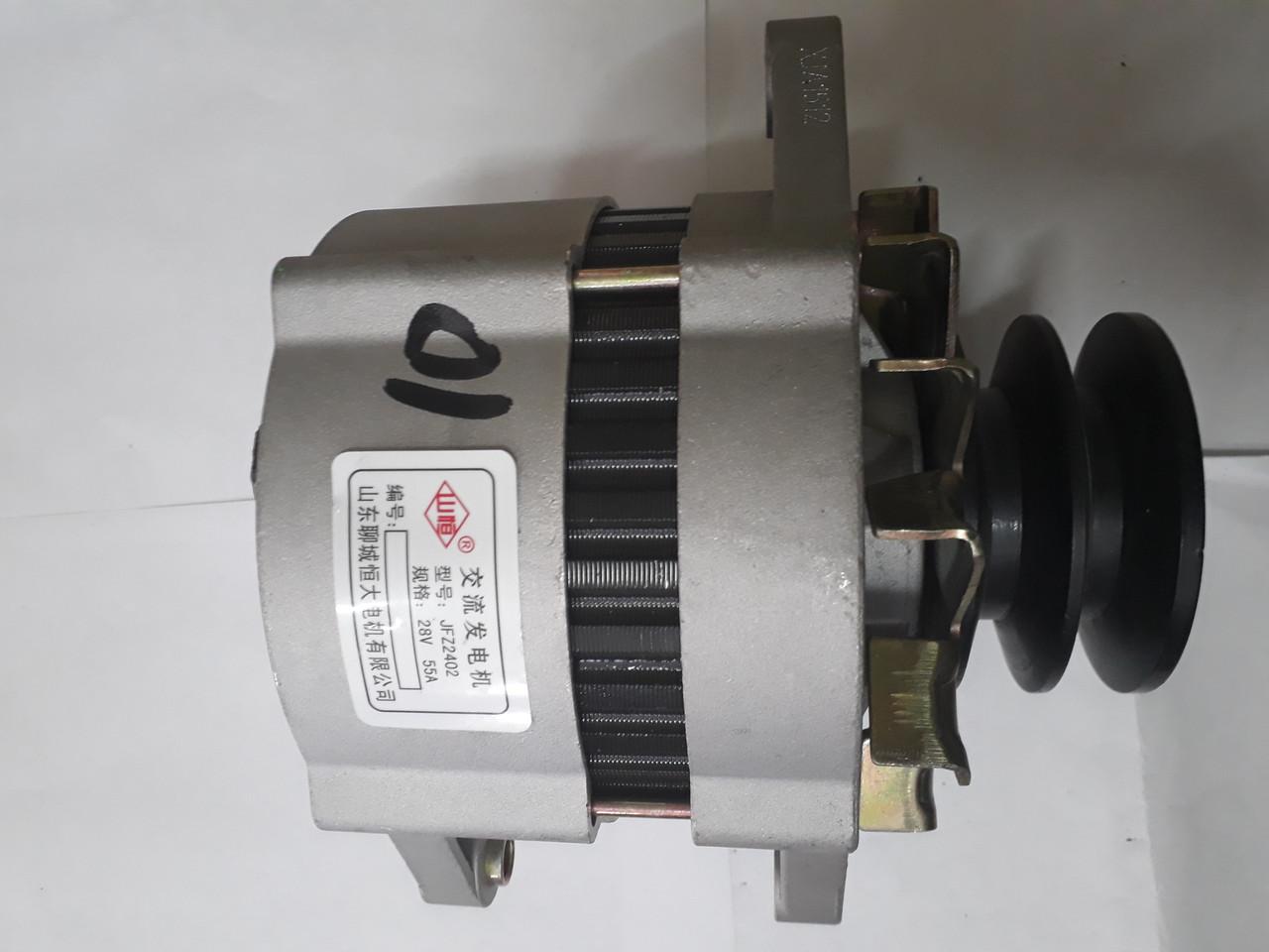 Генератор JFZ2402 (28V 55A)