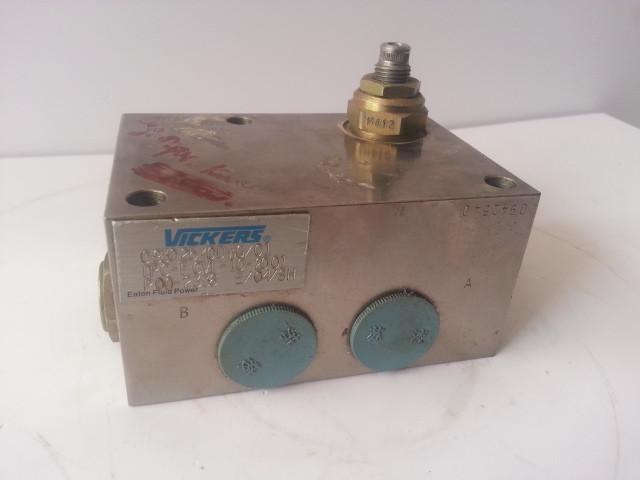 Клапан подъема отвала 09302540  DWG/01  P00-2336  GR180-215
