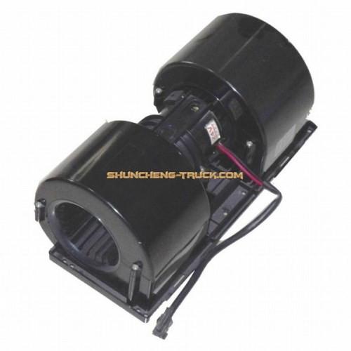Электродвигатель отопителя SHAANXI F3000 (81.61930.0055+54)