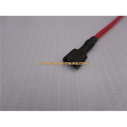 Провод соединительный  керамический, лампы  H1 1 провод