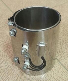 Подогреватель фильтра F3000 75Х110 100W 24V