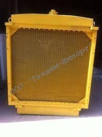 Радиатор системы охлаждения 16Y-03-00000 бульдозера Shantui SD16