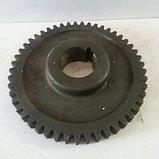 Шестерня привода насоса управления поворотам ZL40A.30-18, фото 3