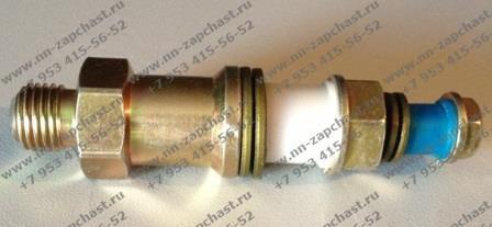 Обратный клапан топливной системы td226, tbd226  дв.WEICHAI (большой)