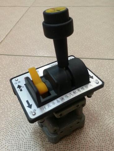 Кран управления подъемом кузова в кабине (6 выходов)  HOWO  MZKQF34 (0319) 8590261