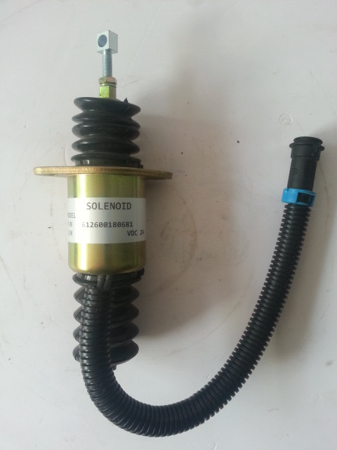 Соленоидный клапан топливного  насоса 612600180681
