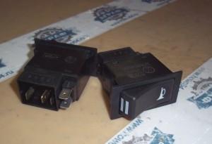 Клавиша звукового сигнала DZ9100586005