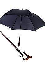 Трость-зонт 1188-1 с деревянной рукояткой дерби Gastrock (Германия)