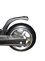 Трюковый самокат SHOW SCOOTER Black-Silver, фото 3