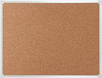 Доска пробковая 120*90 Premium деревянная рамка SDp_08040