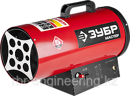 Газовая тепловая пушка Зубр, 10 кВт