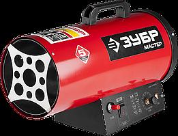 Газовая тепловая пушка Зубр, 17 кВт