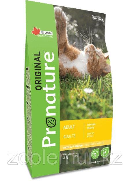 Pronature Original NEW Сухой корм для кошек на основе мяса курицы 5 кг
