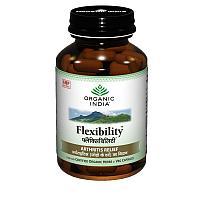 Organic India Flexibility, Обезболивающий препарат для суставов Флексибилити Органик Индия , 60 таблеток