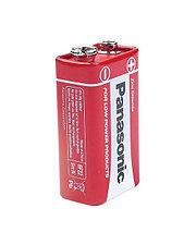 Батарейка солевая PANASONIC Red Zinc крона/1B