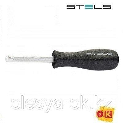 Вороток-отвертка 150 мм, 1/4. STELS, фото 2