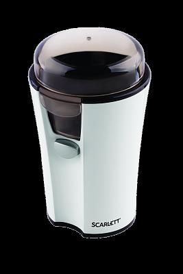 Кофемолка Scarlett SC-010 белый, фото 2