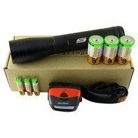 SOLARIS Kit FZ-65/L20 набор фонарей с комплектацией (4105)