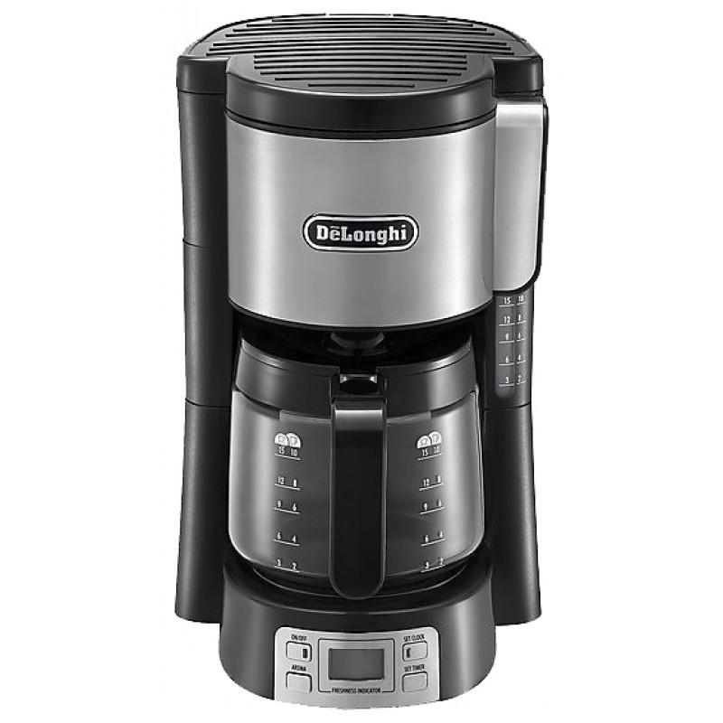 Кофеварка капельная DeLonghi ICM15250 Черный