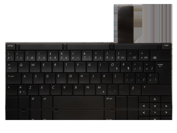 Клавиатура HP Optional Keyboard (L2710A)