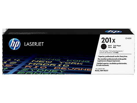Картридж HP 201X Black  (CF400X)