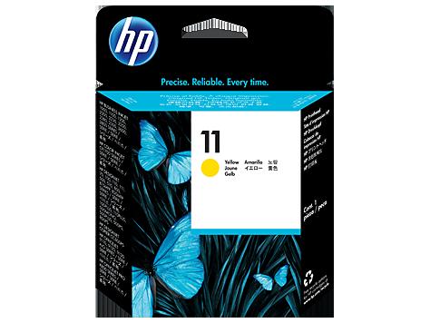 Печатающая головка HP Yellow Printhead №11 (C4813A)