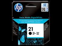 Картридж струйный HP Black Inkjet Print  №21  (C9351AE)