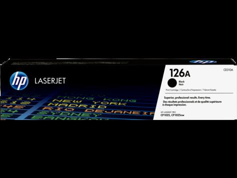 Картридж HP CE310A (№126A)