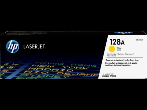 Картридж HP CE322A (№128A)