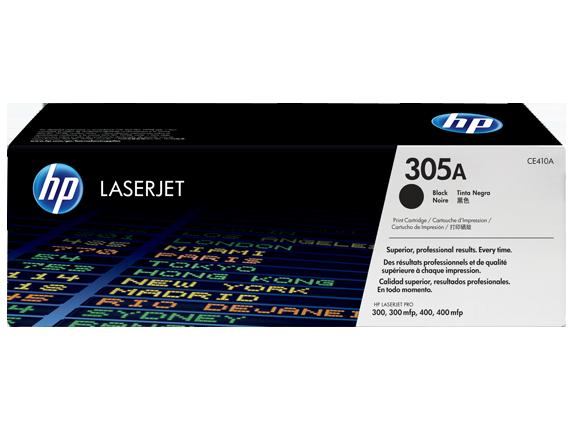 Картридж HP 305A Black  (CE410A)