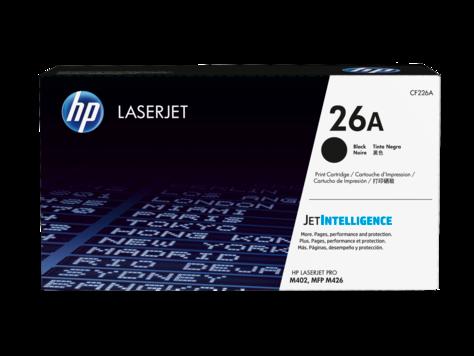 Картридж HP 26A Black LaserJet  (CF226A)