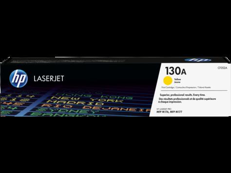 Картридж HP 130A Yellow  (CF352A)
