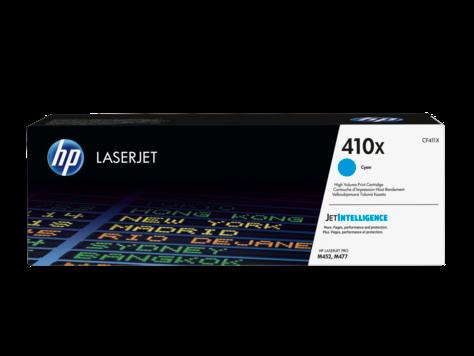 Картридж HP 410X Cyan (CF411X)