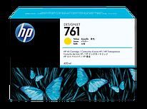 Картридж струйный HP Yellow Ink  №761 (CM992A)