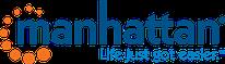 Кабель Manhattan USB 3.0  A(M)/B(M)  2 м  синий 322430