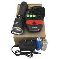 SOLARIS Kit FZ-50/L20 набор фонарей  с комплектацией (4102)