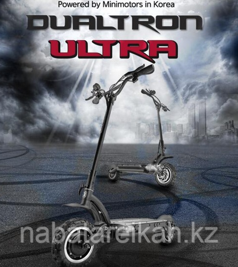 Мощный электросамокат Dualtron ULTRA 60V35Ah 5400Вт