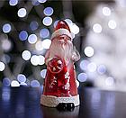 """Игрушка световая """"Дед мороз усач"""" (батарейки в комплекте) 1 LED, RGB , фото 2"""