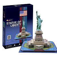 Игрушка Статуя Свободы (США) - 3D Пазл (Конструкторы), фото 1