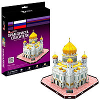 Игрушка Храм Христа Спасителя (Россия) - 3D Пазлы (Конструкторы)