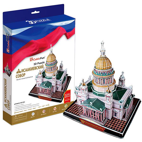 Игрушка Исаакиевский собор (Россия) - 3D Пазлы (Конструкторы)