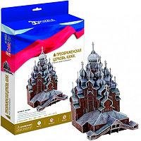 Игрушка Преображенская церковь, Кижи Россия, фото 1