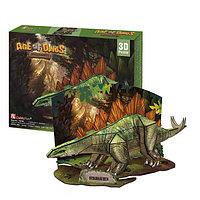 Игрушка Эра Динозавров  Стегозавр - 3D Пазлы (Конструкторы), фото 1