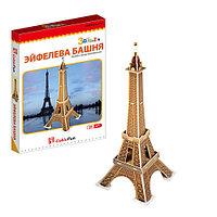 Игрушка  Эйфелева башня (Франция) (мини серия) - 3D Пазлы (Конструкторы), фото 1
