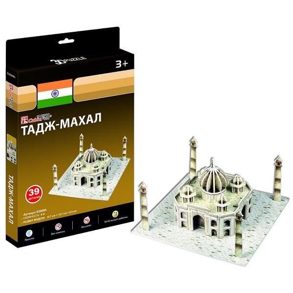 Игрушка Тадж Махал (Индия) мини серия - 3D Пазлы (Конструкторы)