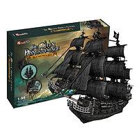 Игрушка Корабль Месть королевы Анны - 3D Пазлы (Конструкторы), фото 1