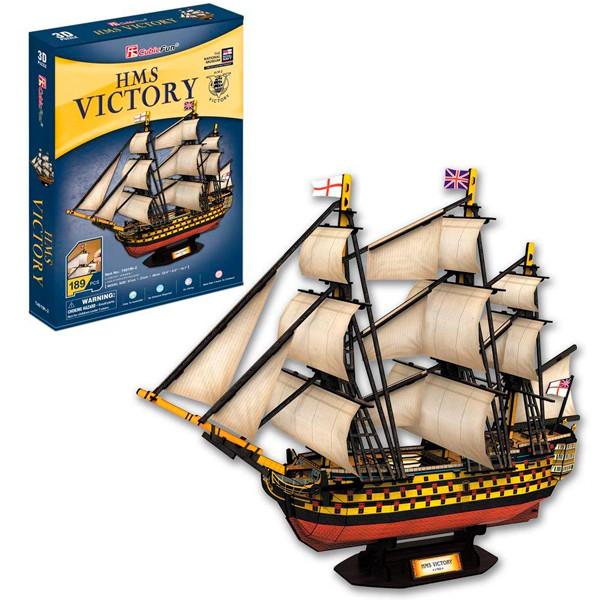 Игрушка Корабль Виктория - 3D Пазлы (Конструкторы)