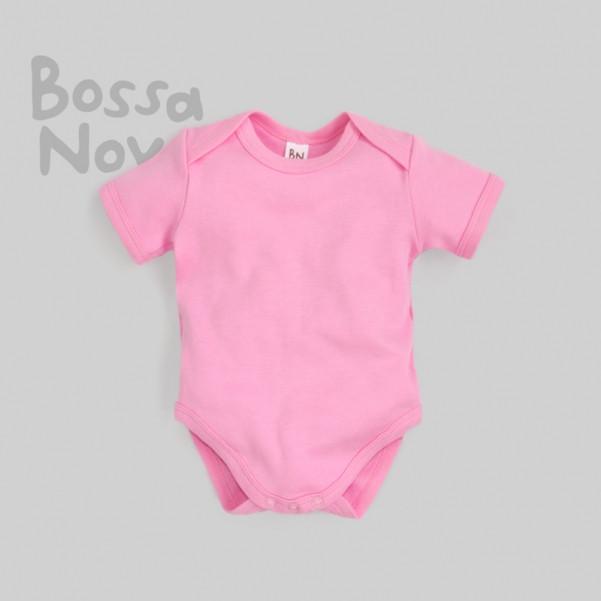 Боди с коротким рукавом для девочек от ТМ BossaNova